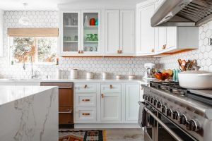 how do you keep your kitchen clean and safe