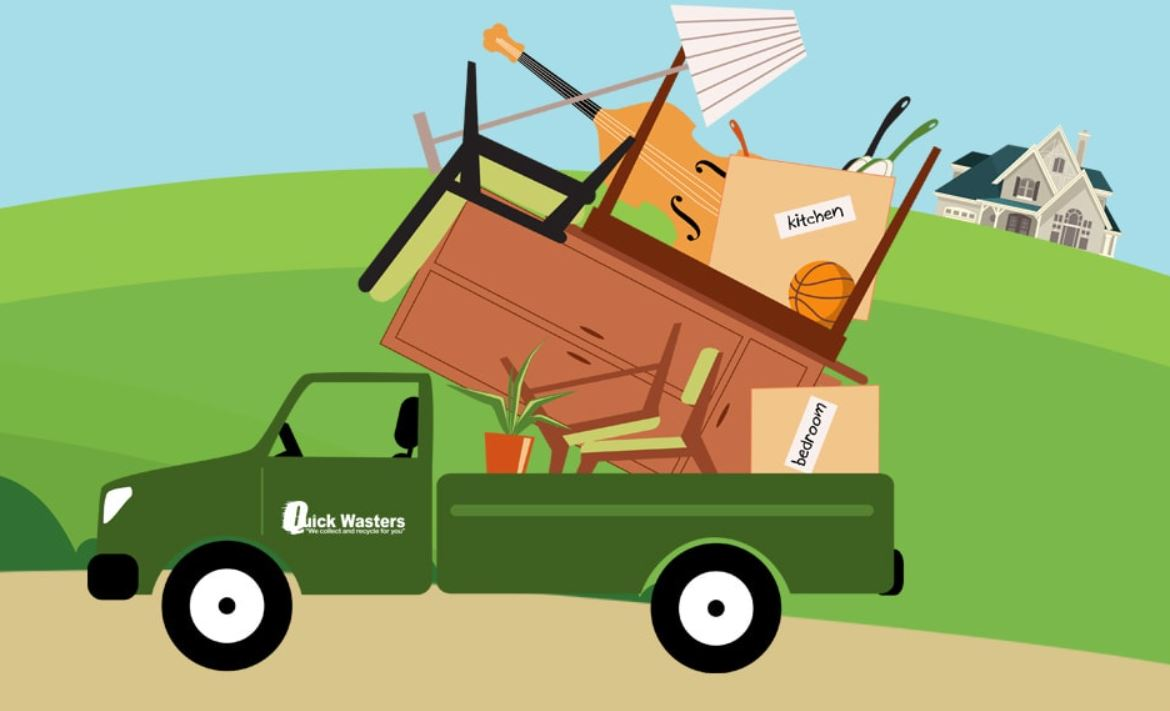 Benefits of Hiring the Quick Wasters for rubbish removal services in London