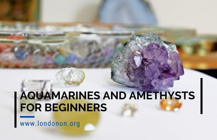 Aquamarines and Amethysts For Beginners